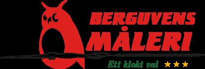 Berguvens Måleri Logo